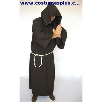 תחפושת נזיר למבוגרים